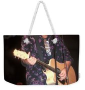 Musician Billy Ray Cyrus Weekender Tote Bag