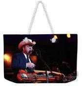 Musician Junior Brown Weekender Tote Bag