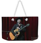 Musician Kinky Friedman Weekender Tote Bag