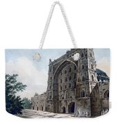 Musjid At Jaunpur Weekender Tote Bag
