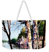 Muskoka Reflections Weekender Tote Bag