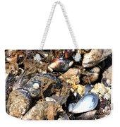 Mussels Weekender Tote Bag