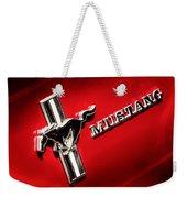 Mustang Weekender Tote Bag