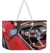 Mustang Classic Interior Weekender Tote Bag