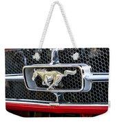 Mustang Grill Weekender Tote Bag