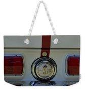 Mustang Gt 500 Weekender Tote Bag