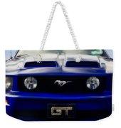 Mustang Gt Weekender Tote Bag