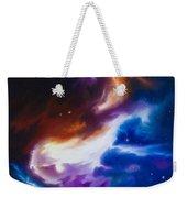 Mutara Nebula Weekender Tote Bag by James Christopher Hill
