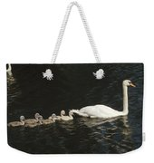 Mute Swan Cygnus Olor Parent Weekender Tote Bag