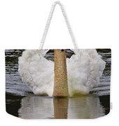 Mute Swan Pictures 141 Weekender Tote Bag