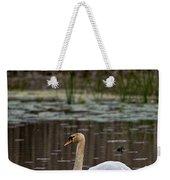 Mute Swan Pictures 143 Weekender Tote Bag