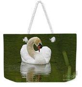 Mute Swan Pictures 191 Weekender Tote Bag
