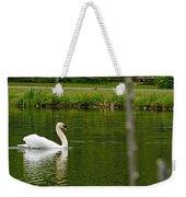Mute Swan Pictures 195 Weekender Tote Bag