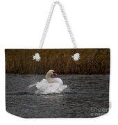 Mute Swan Pictures 97 Weekender Tote Bag