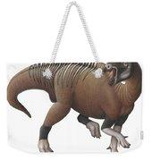 Muttaburrasaurus Dinosaur Weekender Tote Bag