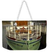 M.v The Western Belle Weekender Tote Bag