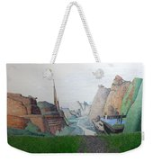 My Bigger Back Yard Weekender Tote Bag
