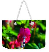 My Bleeding Heart Weekender Tote Bag