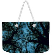 My Blue Dark Forest Weekender Tote Bag