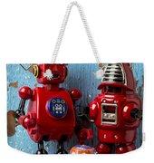 My Bots Weekender Tote Bag