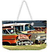 My Cars Weekender Tote Bag