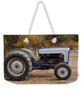 My Faithful Tractor Weekender Tote Bag