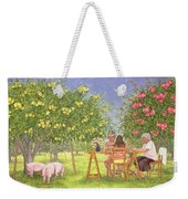 My Family And Other Animals Weekender Tote Bag
