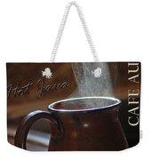 My Favorite Cup Weekender Tote Bag by Robert Meanor