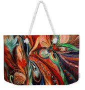 My Fiery Fairy Gwendolyn Weekender Tote Bag