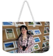 My First Personal Photo Show 2013 Weekender Tote Bag