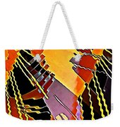 My Fission Electric Weekender Tote Bag