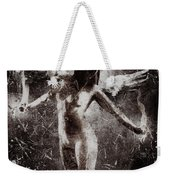 My Fragile Wings Weekender Tote Bag