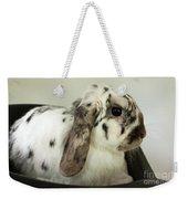 My Friend Bunny Weekender Tote Bag