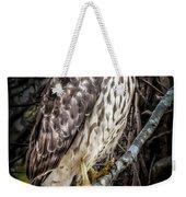 My Hawk Encounter Weekender Tote Bag