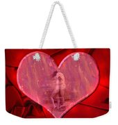 My Heart's Desire 2 Weekender Tote Bag