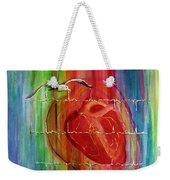 My Hearts  Echo Weekender Tote Bag