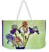 My Iris Vincent's Genius Weekender Tote Bag