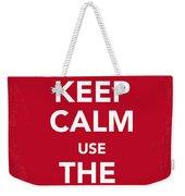 My Keep Calm Star Wars - Rebel Alliance-poster Weekender Tote Bag