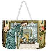 My Lady's Chamber Weekender Tote Bag