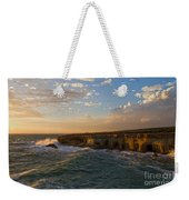 My Land Is The Sea Weekender Tote Bag by Stelios Kleanthous