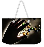 My Little Planets Series - The Beggining Weekender Tote Bag