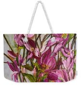 My Magnolias Bliss Weekender Tote Bag