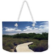 My Mind Wanders Weekender Tote Bag