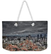 My Montreal's Colors Weekender Tote Bag