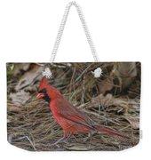 My Name Is Red Weekender Tote Bag