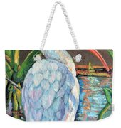 My One And Only Egret Weekender Tote Bag
