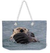 My Otter Weekender Tote Bag