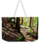My Path Weekender Tote Bag