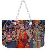 My Puerto Rican Parade Weekender Tote Bag