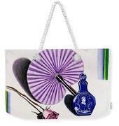 My Purple Fan Weekender Tote Bag